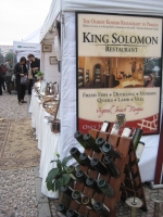 King Solomon Restaurant at PFF 09